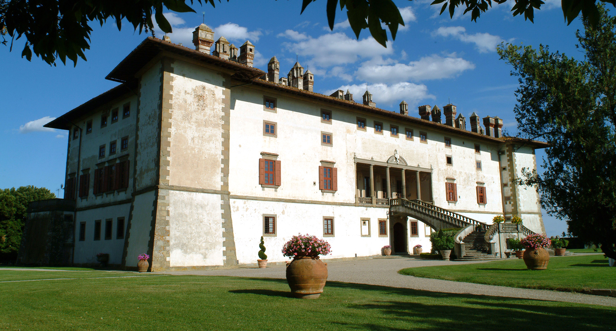 Villa Medici Firenze Booking